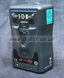 IDX Edura HL9 Battery