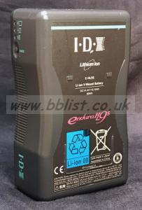 IDX Edura HL9S Battery