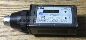 Lectrosonics HM plug-on transmitter Block 25