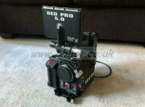 RED Scarlet-MX 5K