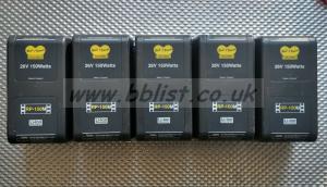 Hawk-Woods 150Wh 26V RP150M Reel Power Battery Arri Alexa