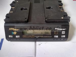 Anton Bauer 4 way battery charger
