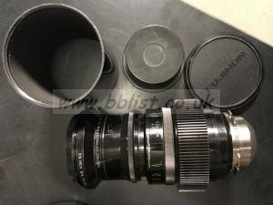 Cooke Speed Panchro 317mm T4.5 PL-mount  Focus gear P+S
