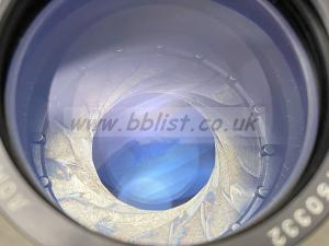 Lomo 100mm T2.3 PL Mount 16 iris blades