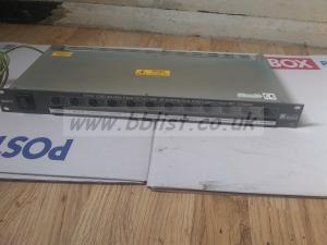 Clyde Broadcast MDU-12 Power Distribution Rack