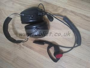 Peltor MT7H79a Headphones with Mic