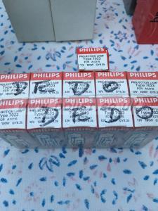 Phillips 12V 100W GY6.35 Dedo/Projection Lamp/bulb BUNDLE
