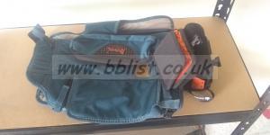 Petrol visual camera rain cover jacket for PDW camera