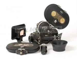 Arriflex 16 Cine Camera #12737. With Cinegon 10mm