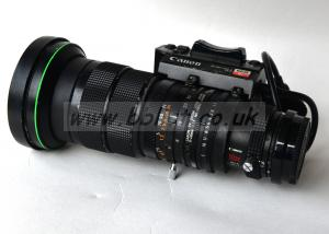 Canon J8 W/A Zoom Lens, J8x6B4 KRS 8x