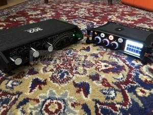 Sound Devices 302 and MixPre-3