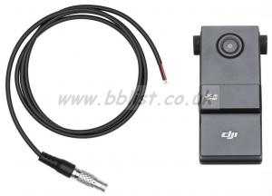 DJI Auxiliary Power Adapter for Ronin 1, M and MX