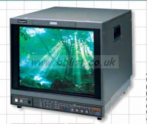 Ikegami HTM monitors HTM-1990R