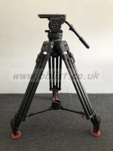 Sachtler Video 20p ENG2 CF HD carbon fibre tripod system