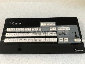 NEWTEK TRICASTER MINI CONTROL SURFACE