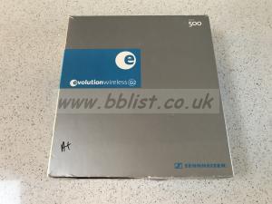 Sennheiser EW 500 G2 Receiver
