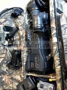 Panasonic P2 AG-HPX371E + Fujinon Lens  *FULL CAMERA KIT*