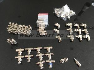 Assortment of BNC Connectors