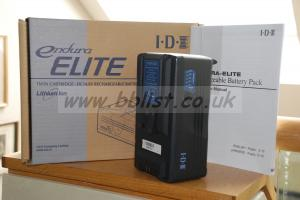 IDX Endura Elite 14.8V 136Wh V-Mount Rechargeable Battery