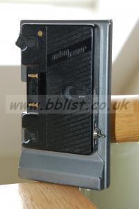 Anton Bauer QRD700 Sony V-Lock to Anton Bauer Mount Adaptor