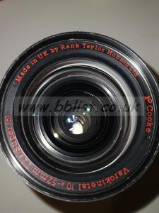 Cooke lens Varokinetal 10,4-52
