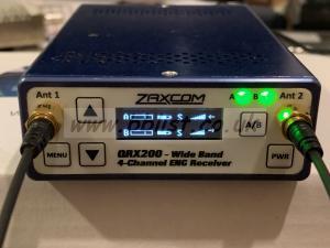 Zaxcom QRX200 Wideband Receiver