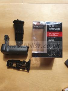 Hahnel HC-5D MK III Battery Grip - Canon EOS 5D MK3