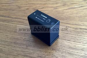 Canon Battery BP 975 for XF305, XF300, XF205, XF200, XF105,