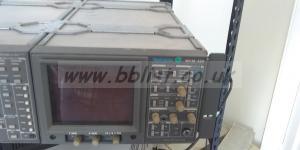Tektronix WFM-300 Pal Component waveform scope
