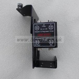 Hawk Woods RMH-1 Dual Receiver Bracket