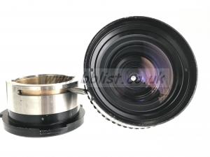 SUOPER 16 LENSES .ANGENIEUX 5.9mm and VARIO-SWITAR ZOOM