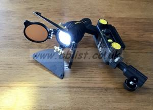 Dedolight Ledzilla on board camera LED light