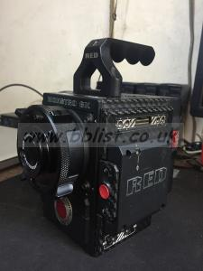 RED DSMC2 VV Monstro 8k carbon fibre Camera