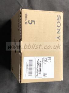 Sony XDCAM discs