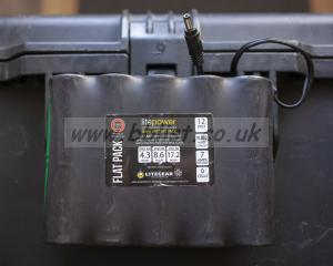 LiteGear Flatpack Battery