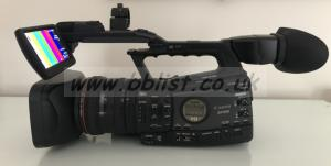 Canon XF305 Camera - pre-owned