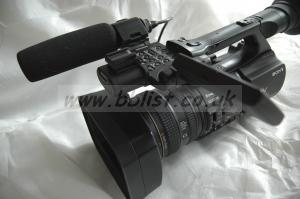 Sony HDV 1080 Z5 video camcorder + Memory Recording Unit
