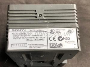 Sony camera power supply