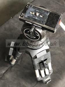 Sachtler mini legs and tripod head kit