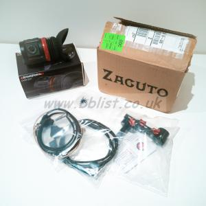 NEW Zacuto Kameleon OLED HD EVF with Mount & Cables