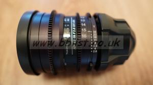 DUCLOS 11-16mm f2.8 Lens - in Arri PL Mount