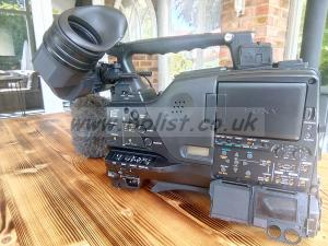 Sony PDW-700 XDCam camcorder