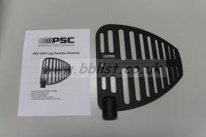 PSC UHF Log Periodic Antenna, 450 - 900 MHz