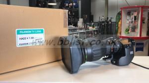 Fujinon HA22X7,3BRD  2/3 Broadcast lens (22x Zoom)