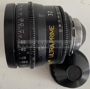 Ultra Prime Arri Zeiss 32 mm. lens