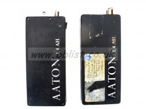 Aaton 16mm  Battery Boxes, Empty