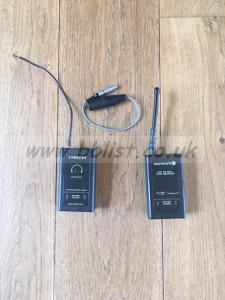 Trantec VHF Radio Mic System