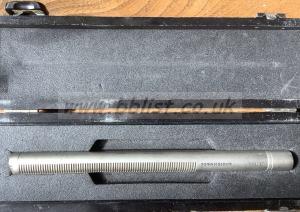 Sennheiser mkh416T with case