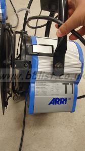 40 pcs of Arri T1 1000W tungsten fixtures