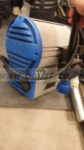 5 pcs of Arri T2 2000W tungsten fixtures